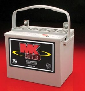 MK Gel Mobility Scooter Battery 8GU1H 31Ah